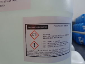 Phosphoric Acid Food Grade pictures & photos