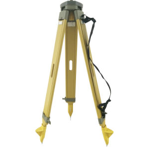 Wooden Tripod for Total Station/Theodolite/ Auto Level
