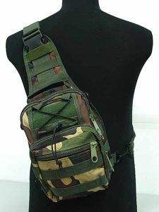 Military Molle Tactical Hiking Sling Bag (WS20066)