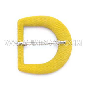 Cloth Covered Buckle