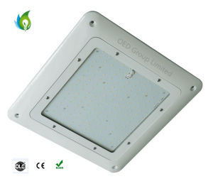 UL Dlc 180W 200W AC100-277V 20mm Slim LED Canopy Light Lamp with Meanwell Driver pictures & photos