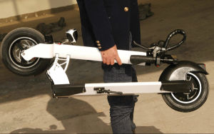 2015 New Designed Folding Electric Scooter (JB-TDS02Z) pictures & photos