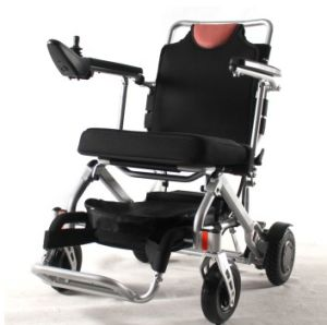 Power Wheelchair Electric Wheelchair 007 pictures & photos