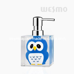 Children Style Polyresin Soap Dispenser (WBP0848B) pictures & photos