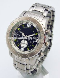 Fashion Automatic Watch, Men Stainless Steel Watches 15031 pictures & photos