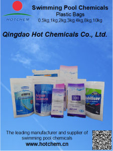 Swimming Pool Chemicals Calcium Plus for Water Treatment Use pictures & photos