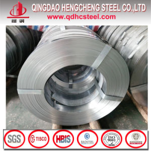 Q195 Q235 SPCC Galvanized Steel Strip pictures & photos