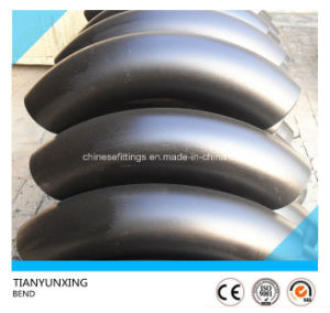 Butt Weld Pipe 3D 5D Seamless Steel Elbow Bend pictures & photos