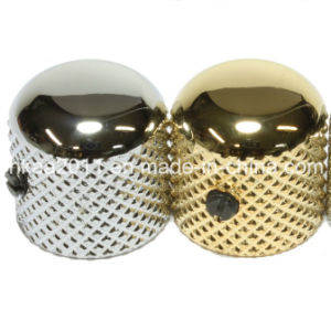 Customized High Polished Guitar Tuner Knob Manufacturer pictures & photos