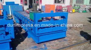 1050 Color Steel Tile Roll Forming Machine for Export pictures & photos
