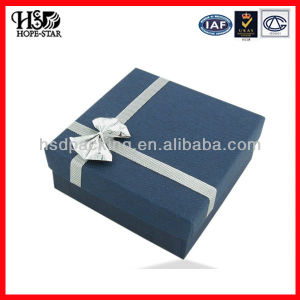 Paper Gift Box Make in China (HSD-H3331)