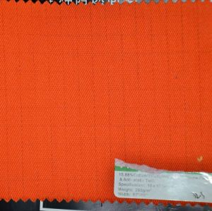 260G/M2 88%Cotton 11%Nylon 1%Anti-Static Fiber Flame Retardant &Anti Static Fabric pictures & photos