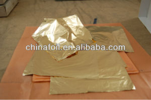 Copper Foil Imitation Gold Sheet Gilding Furniture