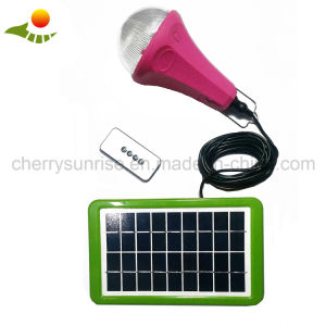 2017 New Solar Home Energy System Portable Solar LED Lighting Kit Factory Price pictures & photos