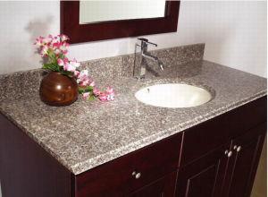 G664 Red Granite Countertop, Vanity Top