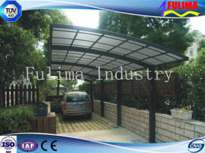 New Style Steel Prefab Solar Carport with Good Price (FLM-C-012) pictures & photos