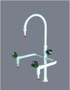 Laboratory Fitting, Deck Mounted Lab Faucet (TK-2011)