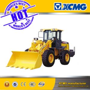 XCMG Official 3ton 1.8m3 Wheel Loader for Hot Sale Lw300fn pictures & photos