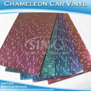 Self Adhesive Chameleon Car Vinyl Roof