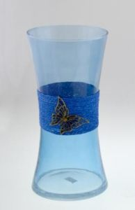 New Design Glass Vase for Summer pictures & photos