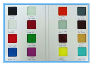 ISO 9001 Certified Double Coated Lacquered Glass Painted Glass pictures & photos