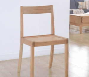 Oak Solid Wood Dining Chairs Modern Dining Chairs Computer Chairs (M-X2022) pictures & photos