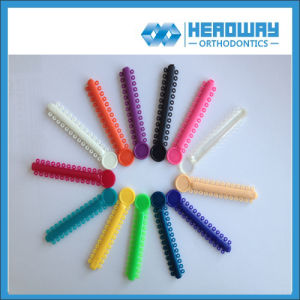 Orthodontic Product of Ligature Tie with Ce Certificate pictures & photos