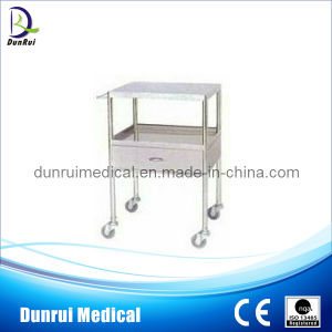 Hospital Trolley for Anesthetization (DR-332A)