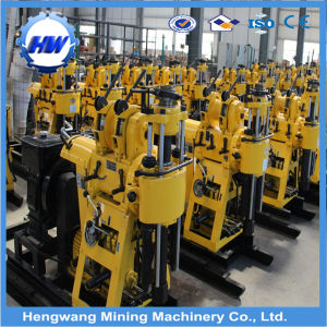 200m Depth Soil Investing Mining Borehole Water Well Core Drilling Rig Machine pictures & photos
