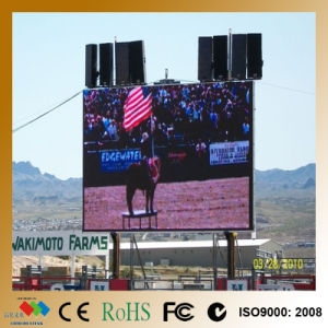 P16 Outdoor LED Advertising Boards