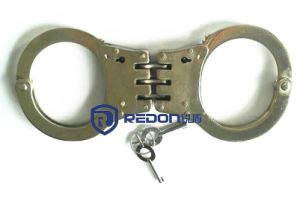 Police Strengthen Multifunctional Chain Handcuffs pictures & photos