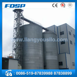 Corrosion Resistant 1000t Cement Silo with Thick Wall pictures & photos