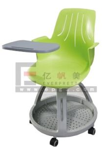 Hot Sale Student Chair with Wood Table for School pictures & photos