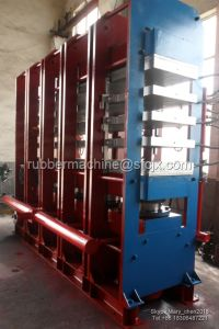 Steel Wire Rubber Conveyor Belt Production Line / Conveyor Belt Machinery pictures & photos