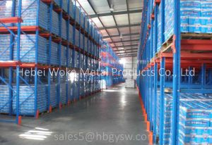 High Density Drive in Racking for Palletized Goods pictures & photos