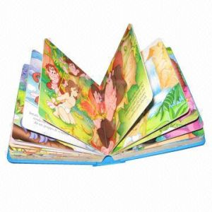 Children Comic Board Book Printing pictures & photos