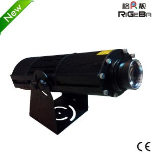 250W High Power Metal Halide Single Figure LED Gobo Project Light pictures & photos