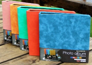 Modern Soft Leather Family Photos Collection Albums pictures & photos