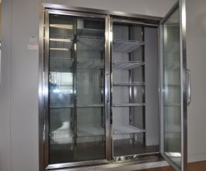 Glass Door for Chiller Room and Cold Room