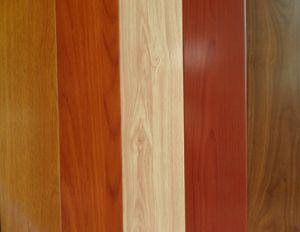 Mirror Surface Laminate Wood Flooring (Design 48)