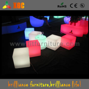 LED Cube with RGB Light, LED Lighting Cubes