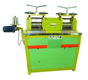 Jewelry Equipment --Double Wire Compressing Machine pictures & photos