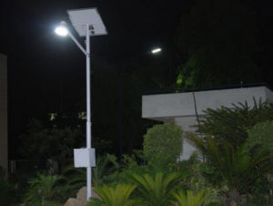 30W Street LED Lights with Pole for Outdoor Lighting pictures & photos