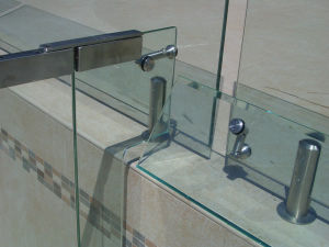 Ultra Clear Glass with Cccc (JINBO) pictures & photos