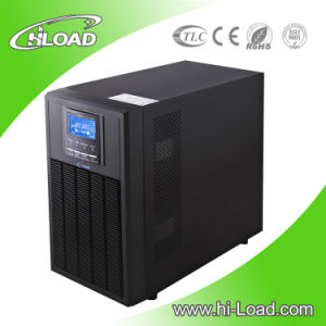 High Frequency LED Display Pure Sine Wave Online UPS 6kVA pictures & photos