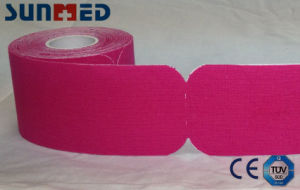 Pre Cut Kinesiology Tape 5cmx5m pictures & photos