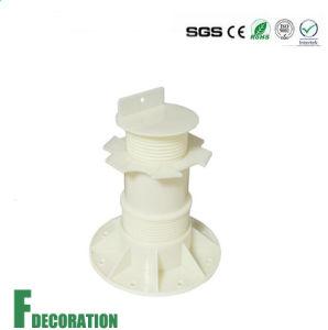 Cheap Plastic Adjustable Pedestal for WPC Tile pictures & photos