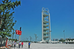 2015 Premium Quality Steel Landscape Tower pictures & photos