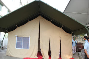 6X7m Camping Tent for Outdoor pictures & photos