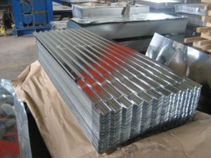 Galvalume Galvanized Metal Roofing Sheet pictures & photos